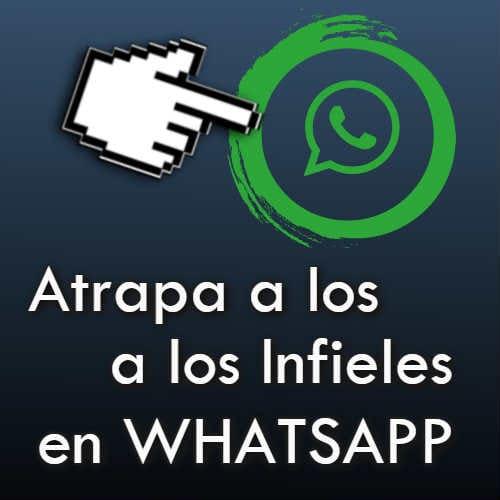 atrapando infieles en whatsapp