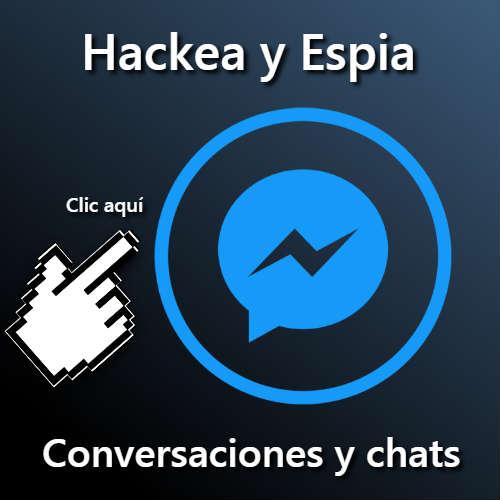 como hackear messenger