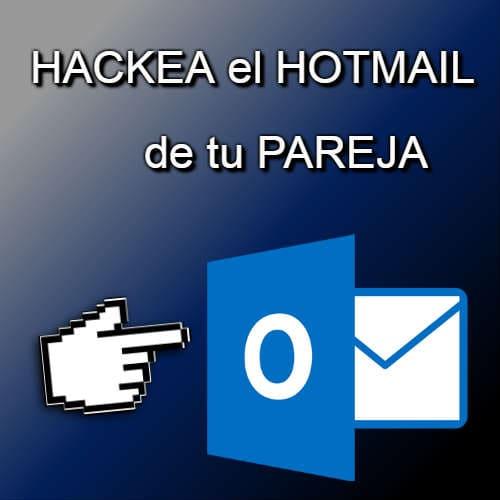 hackear correo hotmail