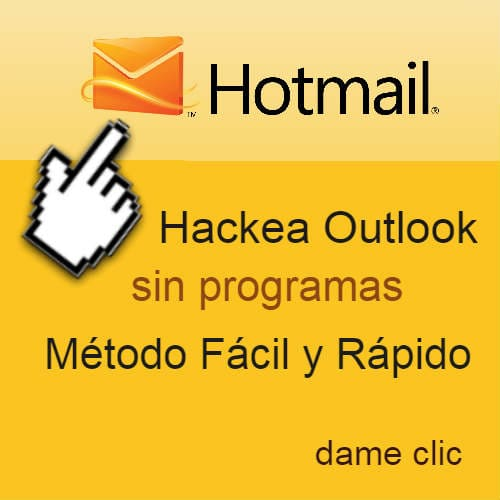 hackear email hotmail