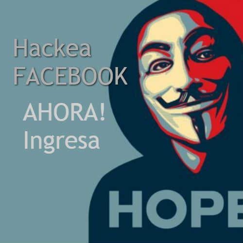 hackear facebook paso a paso