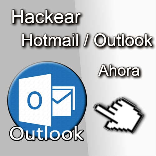 hackear outlook sin programas