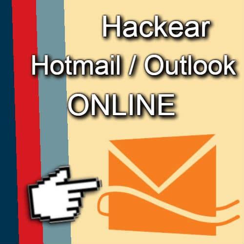Hackear hotmail online