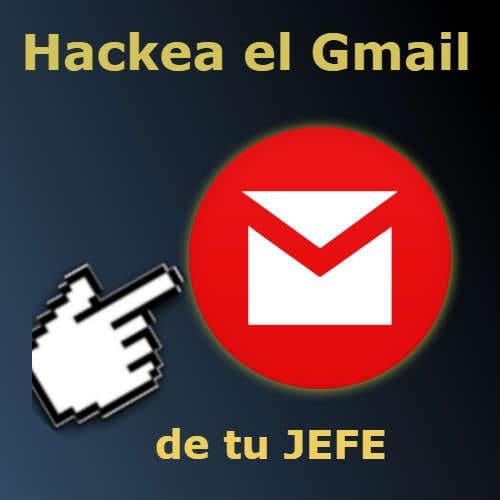 hackear gmail online